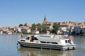 Le Boat, Kompagni, Operatør, Bådferie