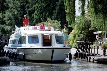 Kør-selv bådferier