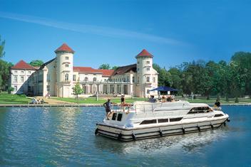 Bådferie i Tyskland