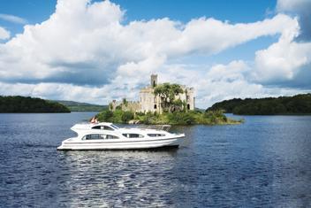Bådferie i Irland