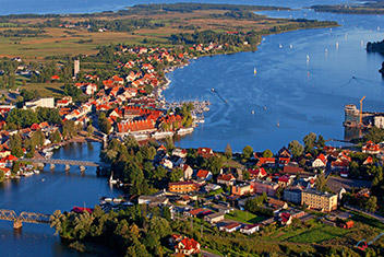 Bådferier i Polen