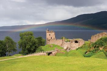 Bådferie i Skotland